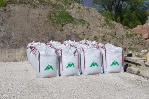 Big Bag pronti al carico